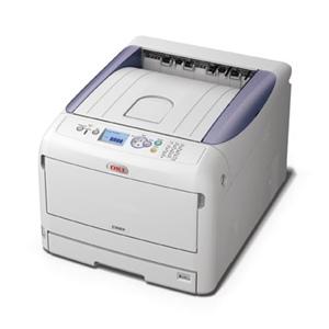 impresora laser color oki C822N