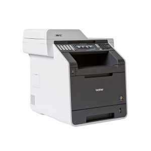 Equipo multifunción laser color profesional WiFi con fax y dúplex automático